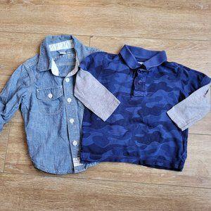 Gap Shirt Set
